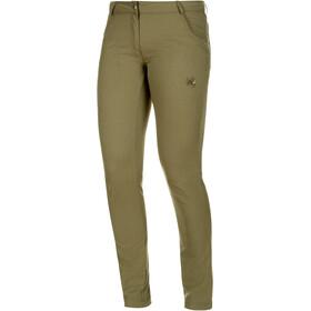 Mammut W's Massone Pants Dame olive melange